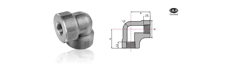 Elbow Threaded Fittings